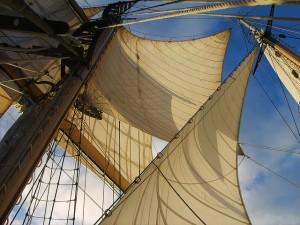 Ship's sails